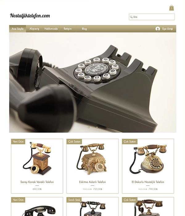 Nostaljiktelefon.com